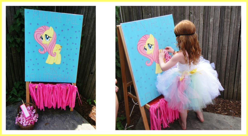 MY LITTLE PONY PARTY - Flour And Fancies