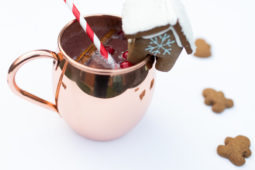 GINGERBREAD MOSCOW MULE GIFT BASKET
