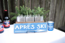 HOW TO THROW AN APRÈS SKI PARTY